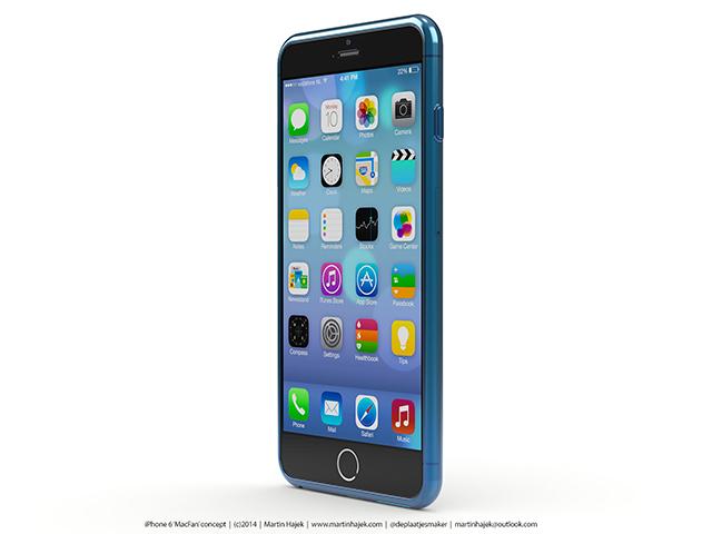 Concept iPhone 6 Martin Hajek : image 10