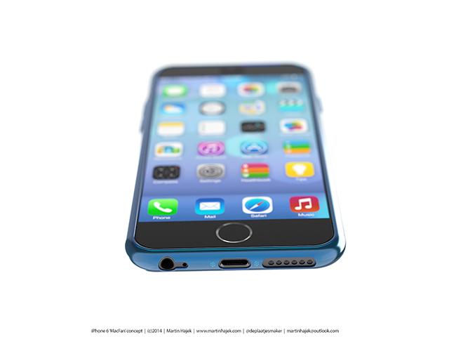 Concept iPhone 6 Martin Hajek : image 11