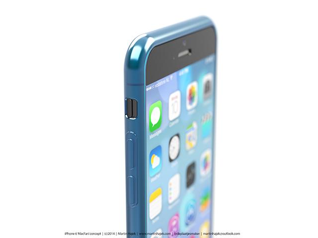 Concept iPhone 6 Martin Hajek : image 12
