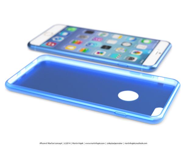 Concept iPhone 6 Martin Hajek : image 13