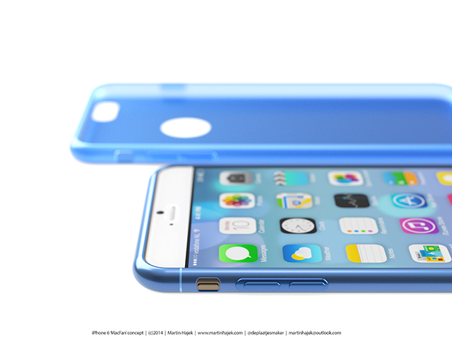 Concept iPhone 6 Martin Hajek : image 14