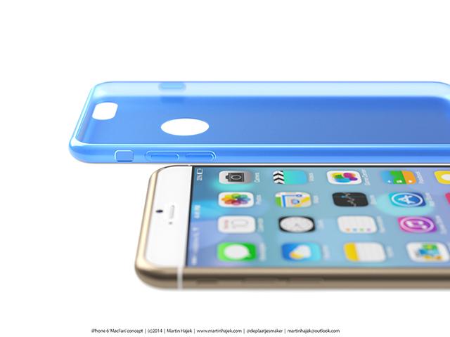 Concept iPhone 6 Martin Hajek : image 15