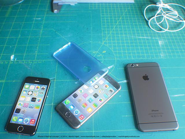 Concept iPhone 6 Martin Hajek : image 4