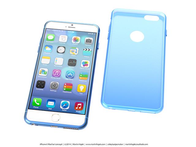 Concept iPhone 6 Martin Hajek : image 6