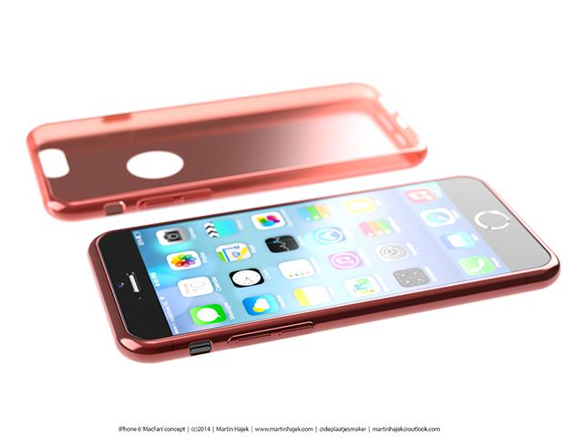 Concept iPhone 6 Martin Hajek : image 7