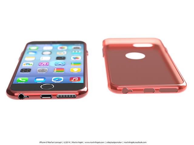 Concept iPhone 6 Martin Hajek : image 8