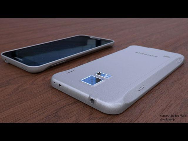 Concept Galaxy S5 Premium / Galaxy Ka