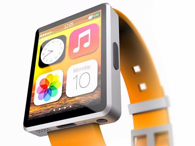 Ecran iWatch