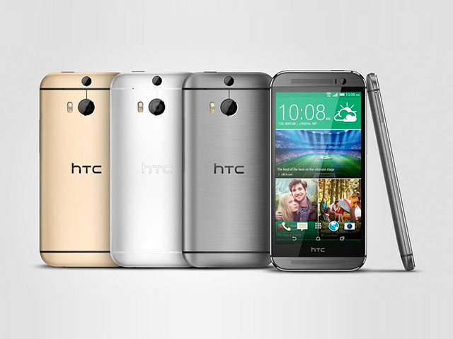 HTC One 2014 Plastique