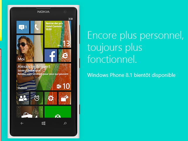 Installer Windows Phone 8.1