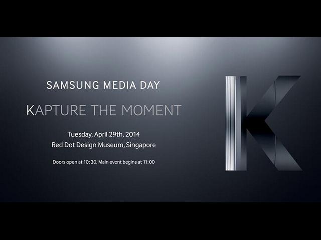 Teaser Samsung Galaxy K