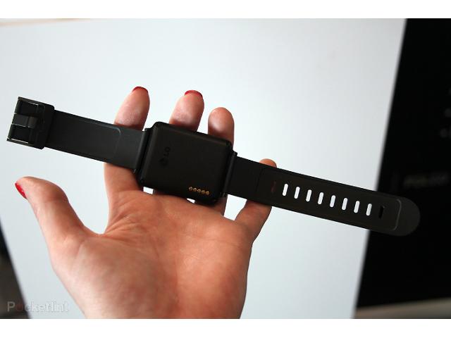 La LG G Watch se dévoile