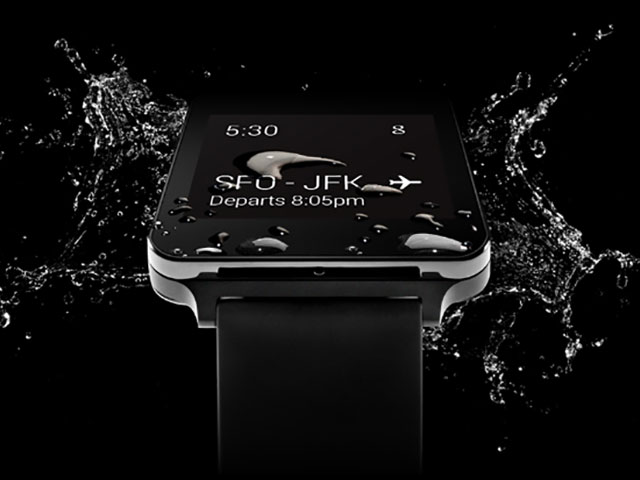 Prix LG G Watch