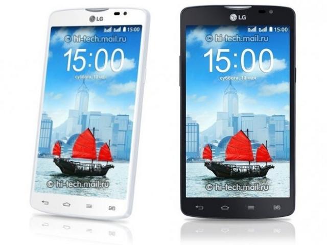 Le LG L80 en fuite