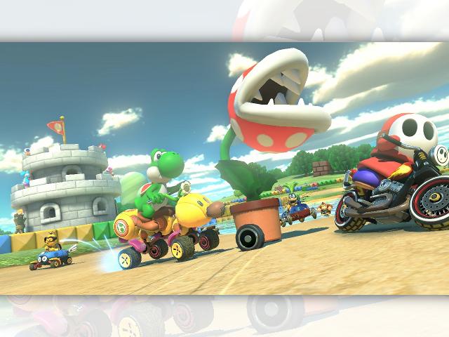 Nintendo nous dit plein de choses sur Mario Kart 8 !