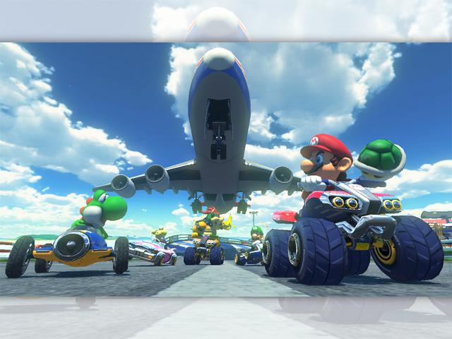 BIentôt une démo jouable de Mario Kart 8 ?