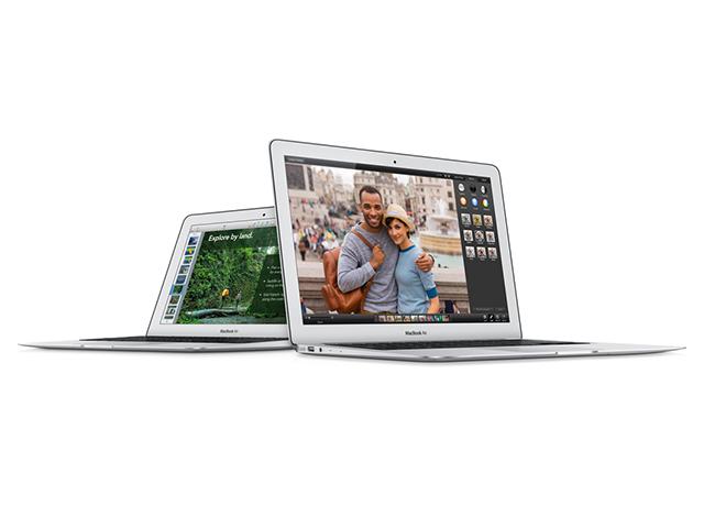 Nouveaux MacBook Air