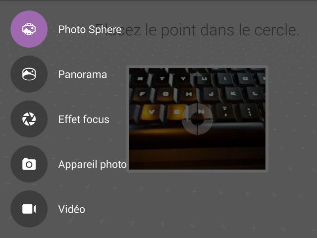 Bientôt de nouvelles fonctions dans l'application caméra de Google