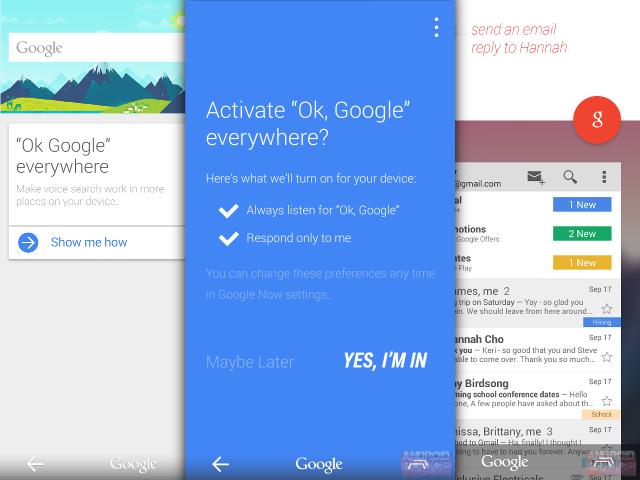 """Le mot-clé """"Ok Google"""" bientôt partout ?"""