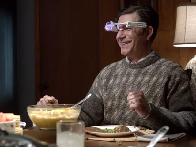Parodie Google Glass
