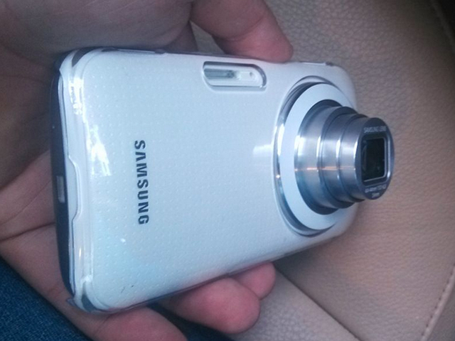 Photo Samsung Galaxy K Zoom : photo 1