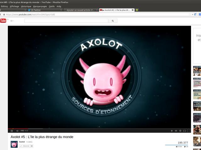 YouTube peut redimensionner automatiquement les vidéos