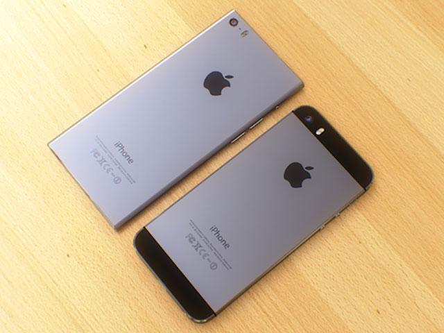 Retard iPhone 5.5 pouces