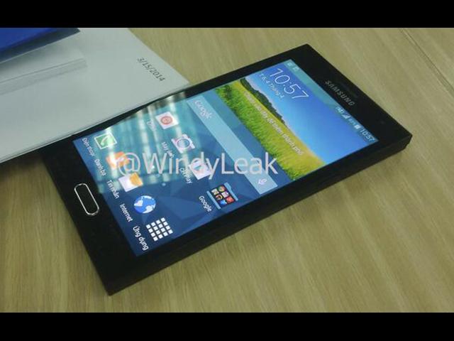 Samsung Galaxy F : image 1