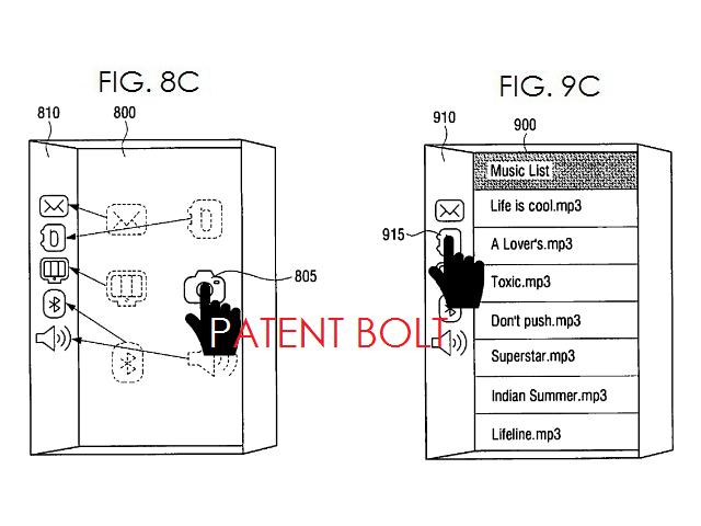 Samsung prépare une interface 3D