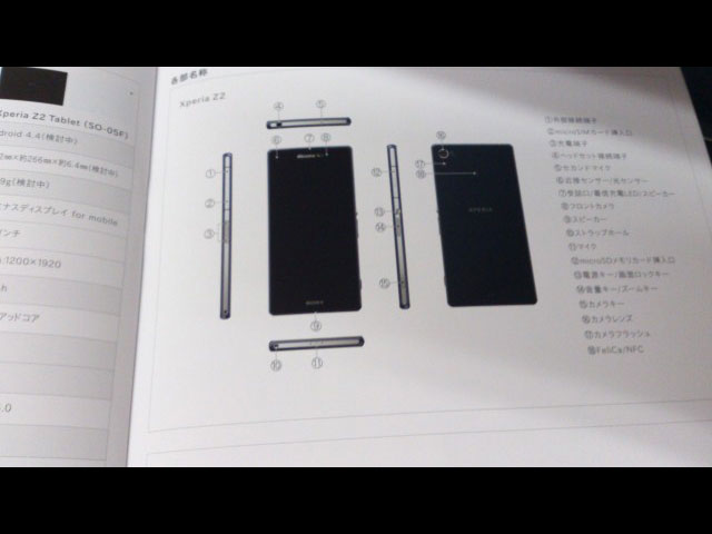 Sony Xperia Z2 Compact : image 3