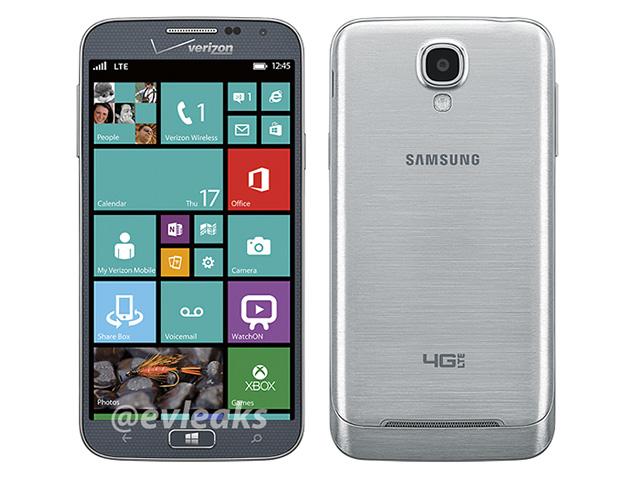 Spécifications Samsung ATIV SE