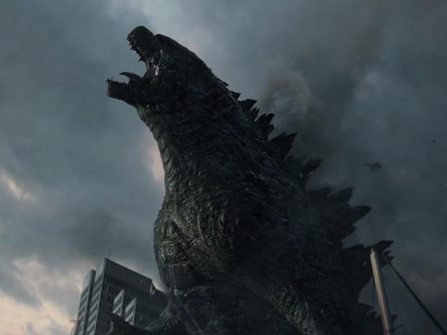 Spot TV Godzilla 2014