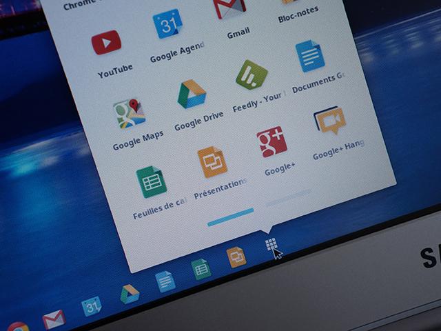 Tablette Chrome OS