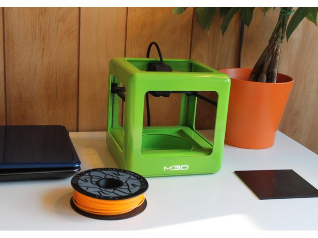 The Micro, une toute petite imprimante 3D