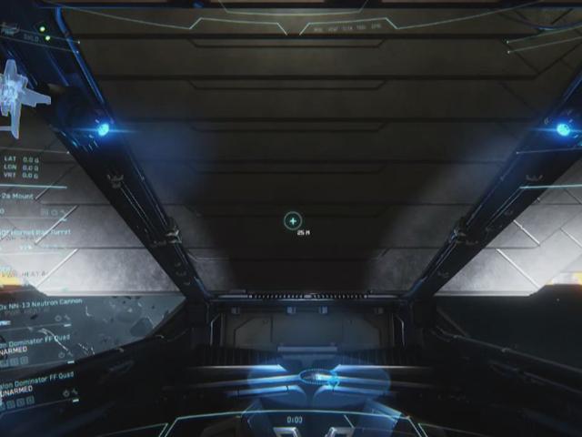Vidéo gameplay Star Citizen