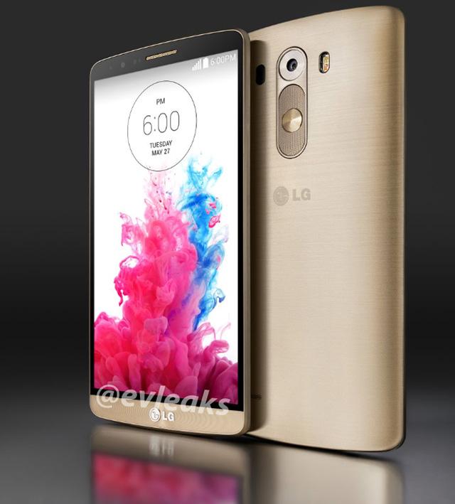 LG G3 : rendu 1