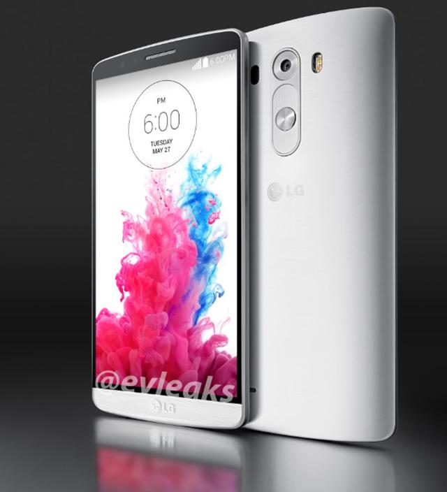 LG G3 : rendu 4