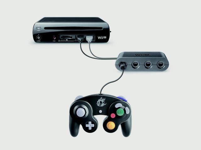 Un adaptateur GameCube pour la Wii U