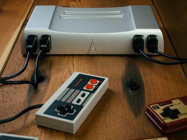 Analogue Nt, la NES remixée