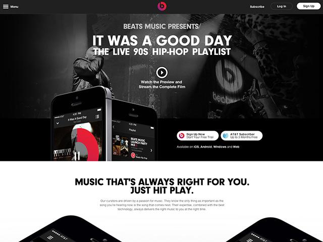 Apple et Beats