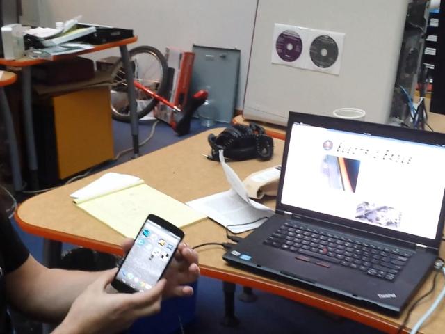 Une application Android qui peut utiliser votre caméra à votre insu
