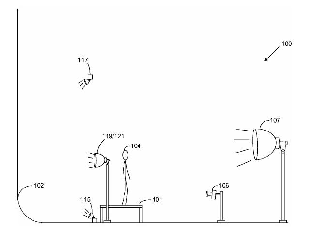 Le brevet d'Amazon protège les photos prises sur un arrière-plan blanc