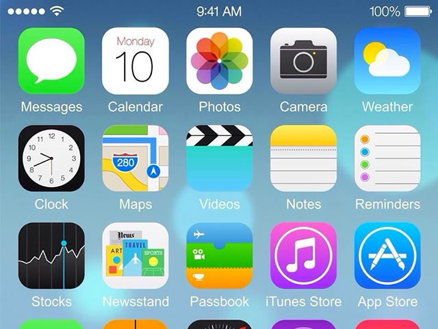 Capture iOS 8 : image 1