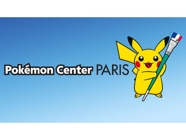 Un Centre Pokémon à Paris !