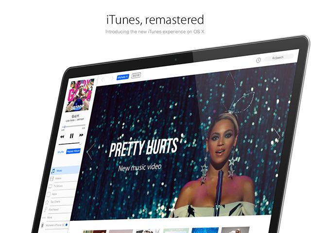 Concept iTunes 12 : image 2