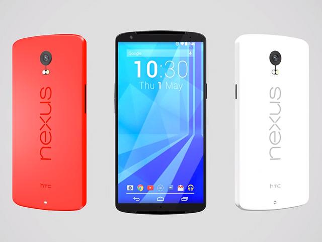 Joli ce Nexus 6, non ?