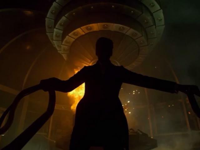 Début saison 8 Doctor Who
