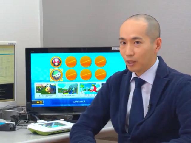 Bientôt un GamePad Yoshi ?
