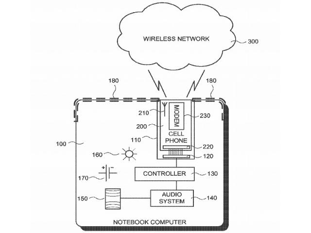 Google présente le brevet d'un hybride entre un ordinateur et un smartphone