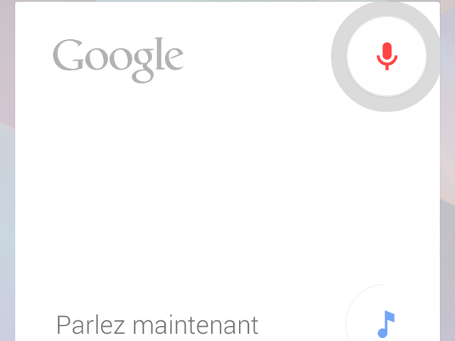 Nouvelles fonctionnalités en approche dans Google Now
